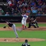 추신수 시즌 15호 홈런…시즌 첫 4안타 활약