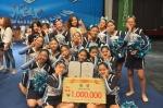 대한민국 치어리딩 페스티벌…평창을 무대로 충청권 3개교 '응원춤'
