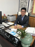 """강동구 신임 신탄진 동장 """"신탄진 관광요소 더 키워야"""""""