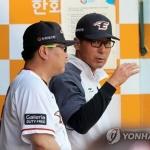 """한화이글스 이상군 감독대행 """"31일 kt전 최진행·로사리오·박정진 출전 불가"""""""