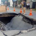 대전 싱크홀 잇따라… 땅꺼짐 현상 안전대책 없나?