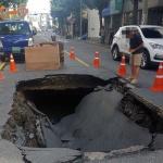대전 땅꺼짐 빈발속 지하공간 안전 무방비