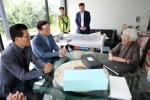 고향 찾는 고암의 예술혼…이응노 부부전 내년 9월 열려