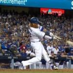 저스틴 터너 3점 홈런…LA 다저스, 내셔널리그 챔피언전 2연승