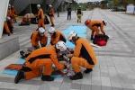 서천소방서 구급대응훈련