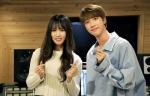 여자친구 유주·아이즈 지후, 듀엣곡 '하트 시그널' 27일 공개