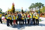 청주시민홍보대사 전국 방방곡곡 '생명문화도시 청주' 홍보
