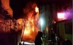 천안 포장재 생산 공장에 불…피해액 2억원 육박