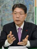 """이재관 권한대행 """"트램은 대전시장 개인사업 아냐… 정상 추진돼야 할것"""""""