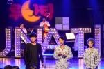 영동군 6일 폭풍웃음 뮤지컬 '루나틱' 2회 공연