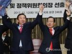 한국당 '홍준표-김성태 투톱' 당혁신 가속화…제2혁신위 검토