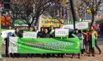 청주 서원구 불법광고물 근절 시민홍보 캠페인 전개