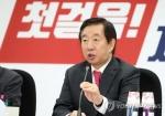 """김성태 """"화끈한 협력할 용의…'한국당 패싱'시 들개처럼 싸울것"""""""