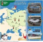 월드컵 F조 4개국 캠프 선정 이유 제각각…독일은 '이동거리'