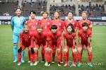 한국 여자축구, FIFA 랭킹 공동 14위…'역대 최고'