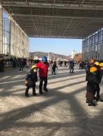 [르포] 대전 엑스포과학공원 야외스케이트장 개장 첫 주말