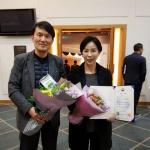 충주 하얀민들레농원 윤시현 대표 농림부장관상
