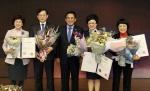 대전시의회 비례대표 의원 3명 우수의정대상 수상