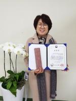 부모 마음으로 위기청소년 아픔 보듬다…배재대 대학원 최선옥 씨 장관표창