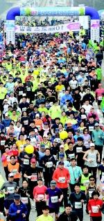 [알림] 2018 물사랑 대청호마라톤대회 4월 7일(토) 오전 9시