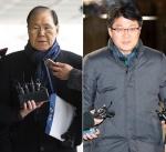 'MB 청와대 국정원 돈수수' 김백준·김진모 오늘 영장심사