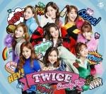 """트와이스, 사흘째 日 오리콘 1위…""""싱글 판매량 21만장"""""""
