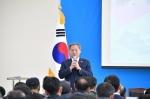 이용우 부여군수, 군민 소통행보 '방점'
