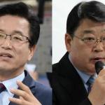 [정치통] 허태정·박성효 '유성 발전' 설전