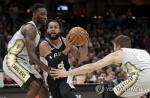 NBA 샌안토니오, '제임스 33점' 클리블랜드 격파