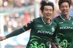 K리그1 시즌 '1호' 개막 축포 이동국, 1라운드 MVP 선정