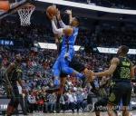 NBA 웨스트브룩, 통산 100호 트리플더블…역대 4번째