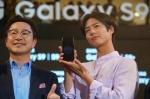갤럭시S9 오늘 70개국 공식출시…월말까지 110개국 확대