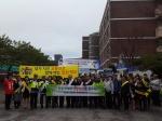 논산경찰서, 어린이 보행안전 위한 교통안전 캠페인
