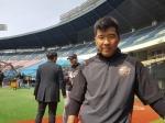 """'역대 최고 2루수' 정근우 """"올해 목표는 138경기 이상 뛰는 것"""""""