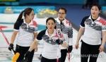 여자컬링, 세계선수권서도 한일전 승리…PO 진출 확정(종합)
