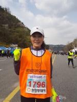 """미니코스 여자 1위 정기영""""10년째 1주일에 3번 연습"""""""