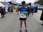 """건강코스 남자 1위 안태현 """"마라톤 매력, 흠뻑 빠졌죠"""""""