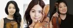 韓 바이올리니스트, 줄줄이 유럽 명문 오케스트라 악장으로