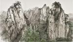 미술관에 먼저 온 여름…수묵 풍경으로 느끼는 산의 기운