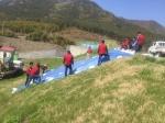 한국농어촌공사 서천지사, 재해상황 비상대처 훈련