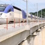 충청권광역철도 1단계 건립사업…KDI 바라보며 신호대기