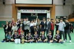 대전복수초 전국종별핸드볼대회 준우승