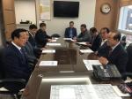 전문건설협회 세종시·충남도회, 예산군수 간담회