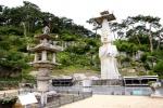 관촉사 관음보살입상 1000년전 한국인의 얼굴