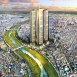 49층 대전 랜드마크 '유등천 파라곤' 눈길