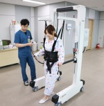 청주 아이엠재활병원, 첨단재활로봇…회복 더 빨라졌다