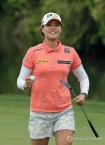 전인지, LPGA 킹스밀 챔피언십 연장 접전 끝 준우승