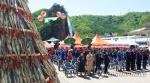 '나들이하기 좋은 날'…강원 산·바다·축제장 '북적'