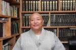 """일로 스님, """"불성·인권 회복해야…그것이 부처님 뜻"""""""