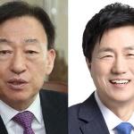 """설동호 """"미래인재 육성"""" vs 성광진 """"교육복지 구현"""""""